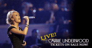 Carrie Underwood Tour Image
