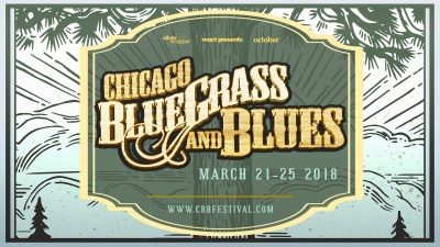 Chicago Bluegrass & Blues 2018