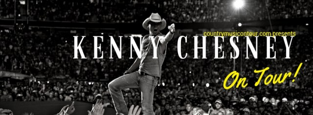 Kenny Chesney Tour Dates