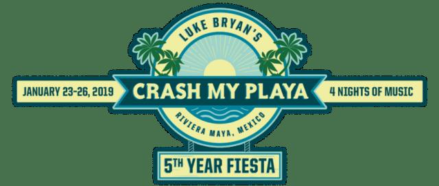Luke Bryan's Crash My Playa 2019