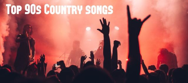 Here are the Top 90s Country songs