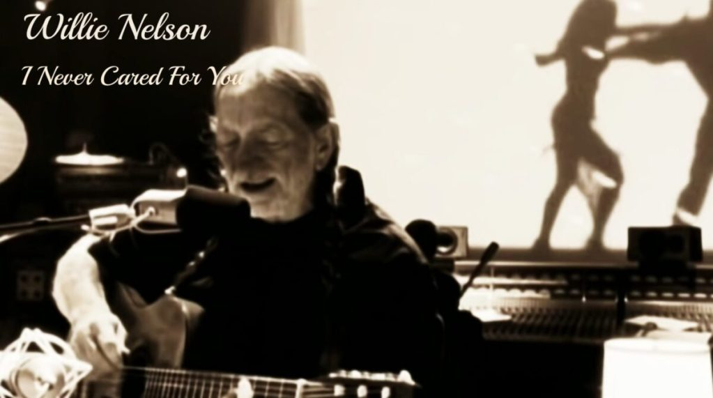 Willie Nelson – I Never Cared For You (Official Music Video)