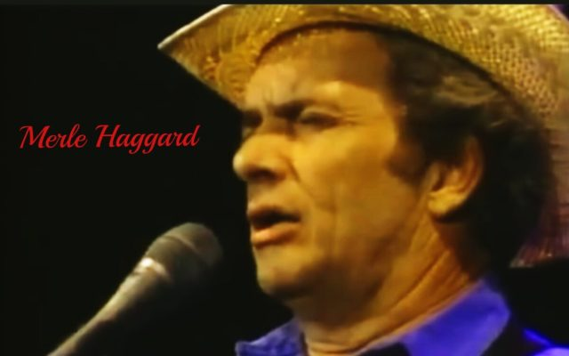Merle Haggard When Times Were Good Live