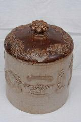 Cheese Dome, 19th century Top