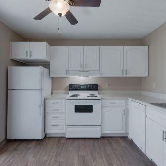 2 Bedroom Apartment, Kitchen