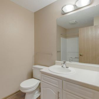 2 Bedroom Apartment, Bathroom