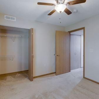 2 Bedroom Apartment, Bedroom 2