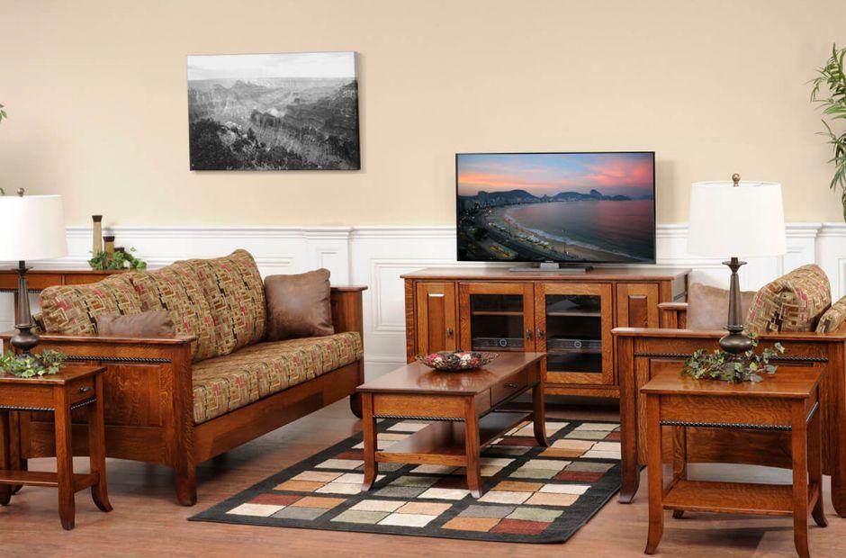 Richmond Shaker Living Room Set