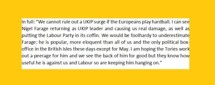 Farage quote