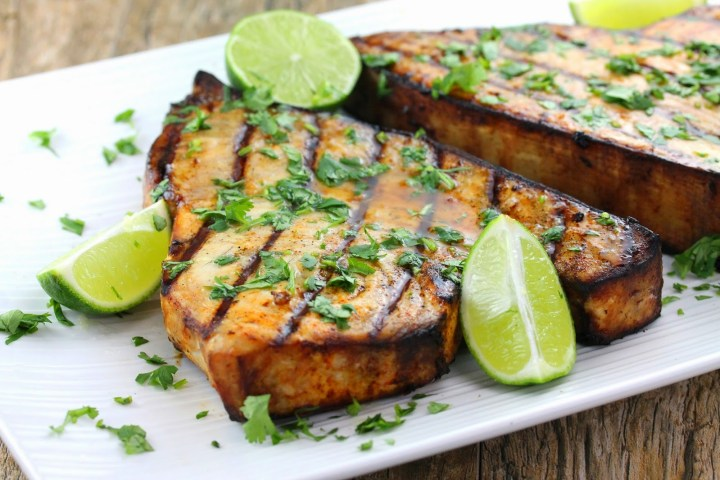 Cilantro-Lime-Grilled-Swordfish