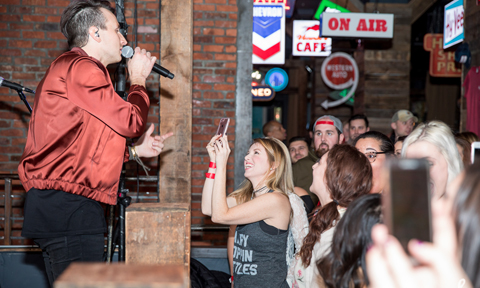 Russell Dickerson Country Brunch