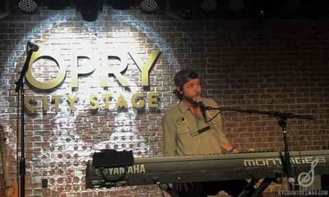 Chris Janson Opry City Stage Nash FM