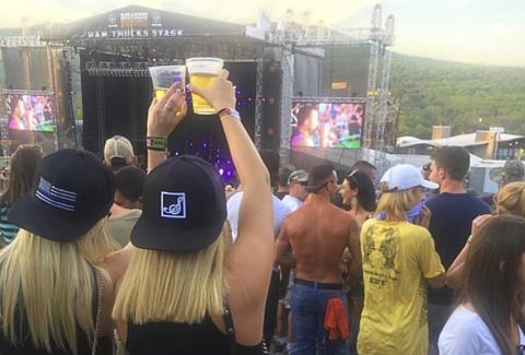 Taste of Country Music Festival, Hunter Mountain, NY