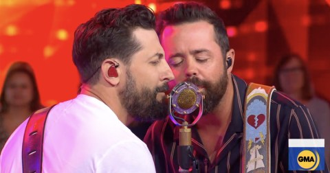 Old Dominion Good morning America