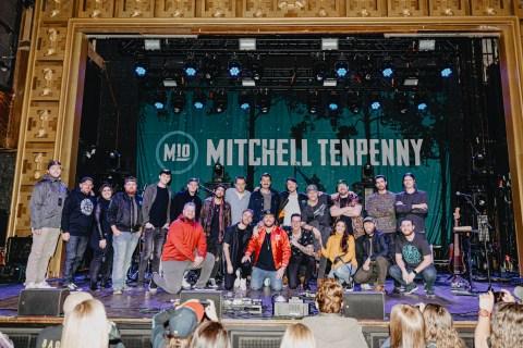 Mitchell Tenpenny New York City