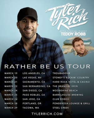 Rather Be Us Tour
