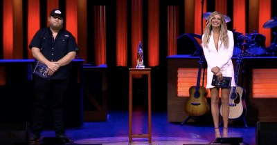 Luke Combs & Carly Pearce Announce First Round of 2020 CMA Awards Nominations Live from Grand Ole Opry on Good Morning America