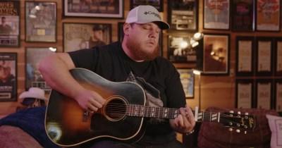 New Luke Combs Music