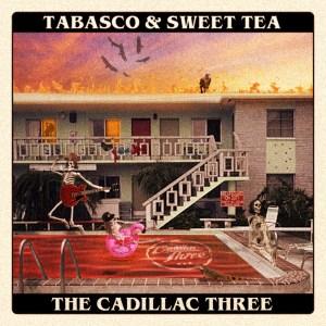 The Cadillac Three new album TABASCO & SWEET TEA