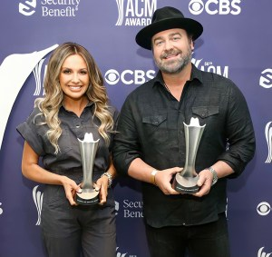 Carly Pearce and Lee Brice take home ACM Award for Musical Event of the Year