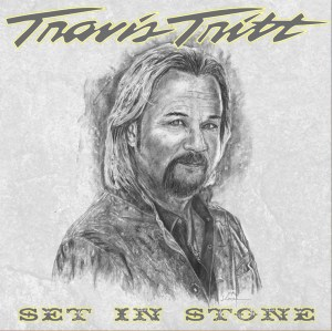 Travis Tritt's new album, 'Set In Stone', is out now May 7th