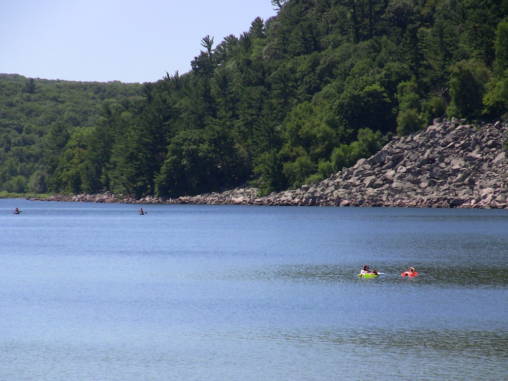 Devils Lake Wisconsin State Park Visitor Guide