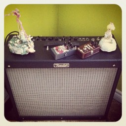 a great LOUD amp, but didn't suite my needs to well.