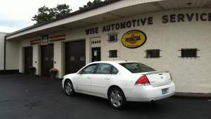 Paul Wise Wise Automotive Service County Advisory Board