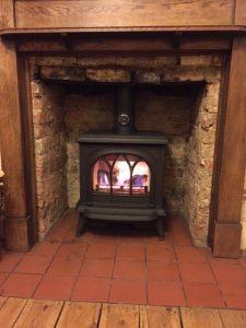 Stovax Huntingdon stove