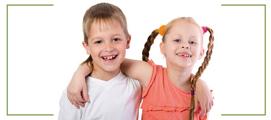 Osteopath treatment for children