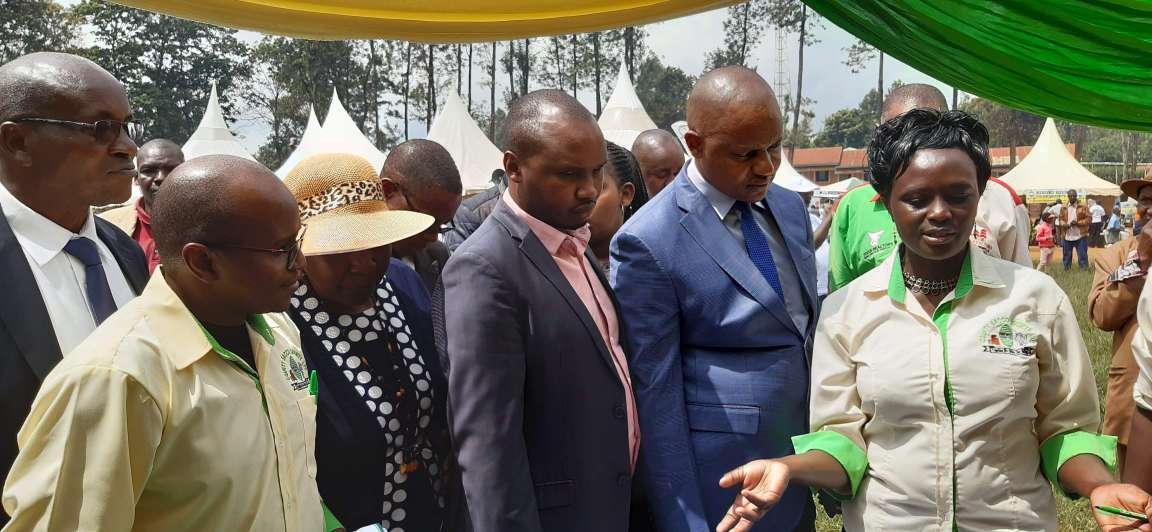 Best Sacco in Embu County to Invest Award Day