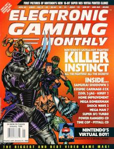 Cover for EGM #66