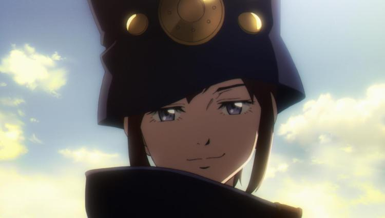 Boogiepop, from episode 1 of Boogiepop and Others
