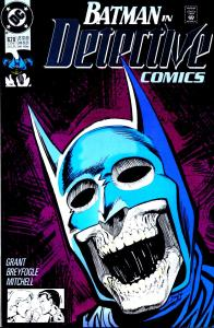 Cover of Detective Comics #620