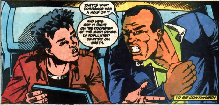 Clyde and Tim react to discovering what Dorrance has.