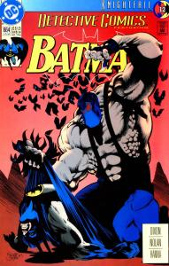 Cover of Detective Comics #664