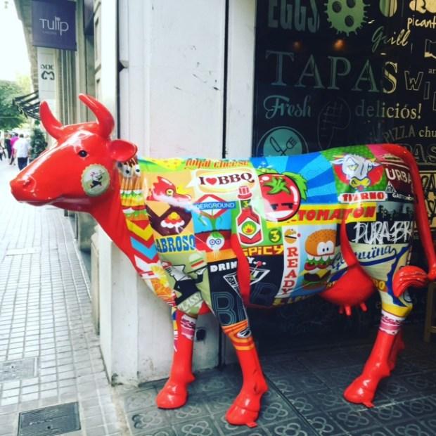 vache