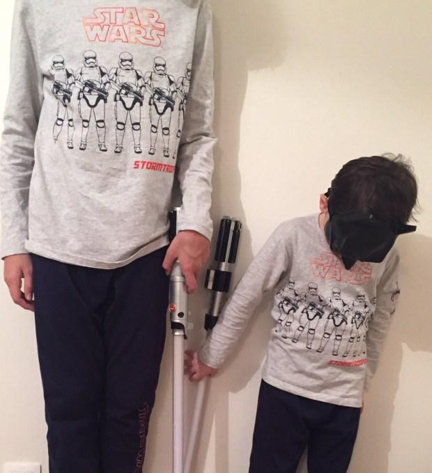 Pyjama starwars