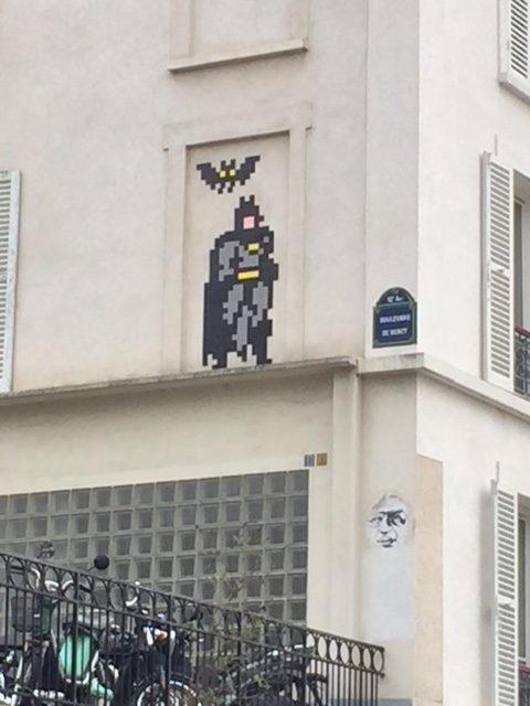 invader batman