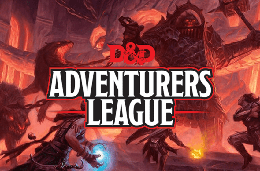 C'est quoi Adventurers League ?
