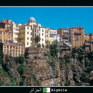 Constantine, Algérie. Image tirée du carousel du site web 2008-2014 de Coup de soleil