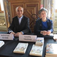 Allagui et Valensi en signature au Maghreb ds livres 2017