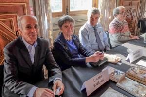 "Allagui, Valensi, Kendib: au Maghreb des livres 2017, ""Juifs et musulmans au Maghreb"""
