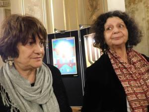 Claudine Nissou et Edith Toubiana