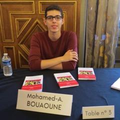 Mohamed A Bouaoune en signature