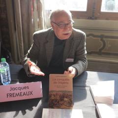 Jacques Frémeaux en signature