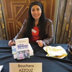 Bouchera Azzouz en signature