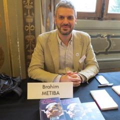 Brahim Metiba en signature