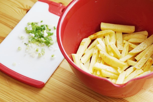 Baked Fries 1
