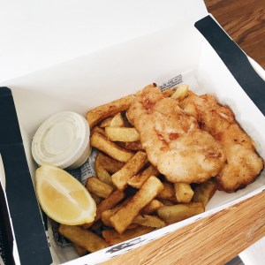 Brit & Chips Restaurant Review